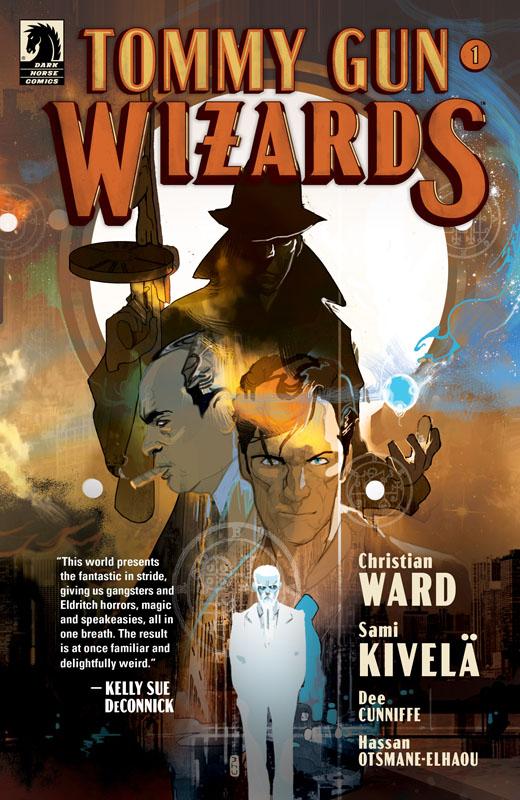 Tommy Gun Wizards #1-2 (2019)