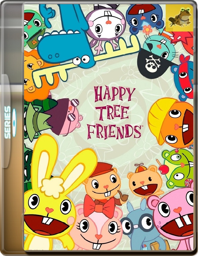Happy Tree Friends (1999) Brrip 1080p (60 FPS) Inglés