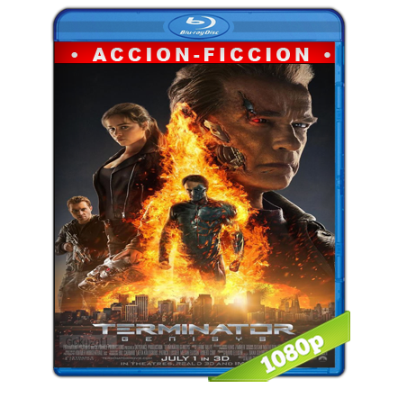 El Exterminator 5 Genesis (2015) BRRip Full 1080p Audio Trial Latino-Castellano-Ingles 5.1
