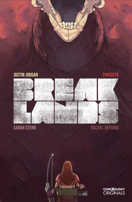 Breaklands #1-5 (2019-2020) Complete
