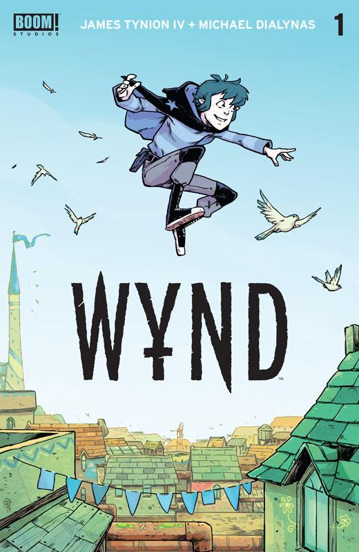 Wynd #1-4 (2020)