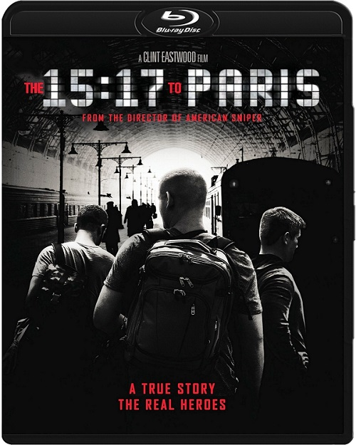 15:17 do Paryża / The 15:17 to Paris (2018) MULTi.1080p.BluRay.x264.DTS.AC3-DENDA / LEKTOR i NAPISY PL + m1080p