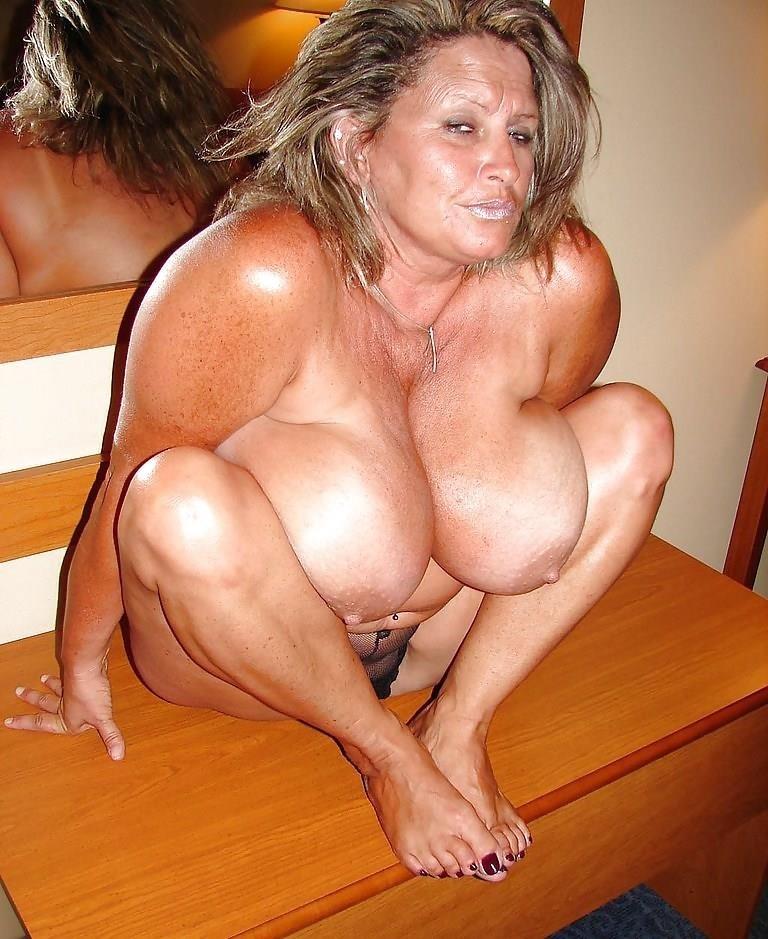 Granny big tit pics-1703