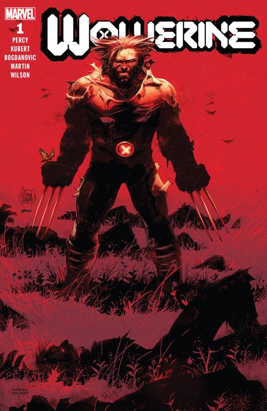 Wolverine #1-8 (2020-2021)