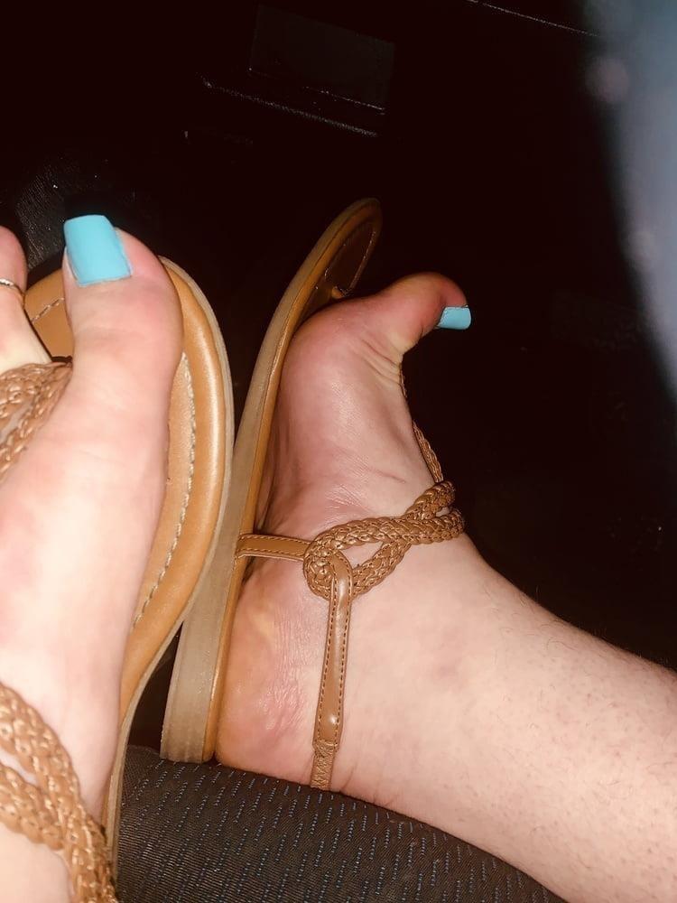 Polish feet slave-8391