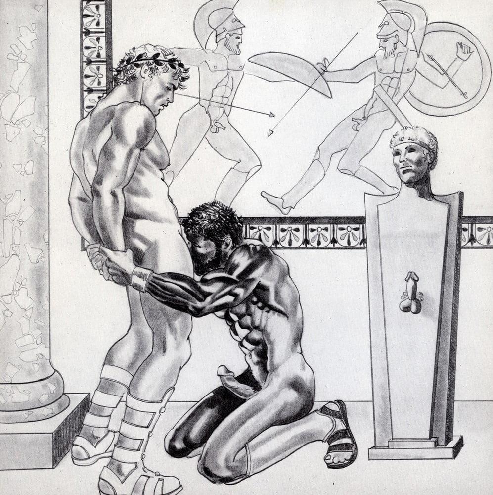 Roman slave xxx-7233