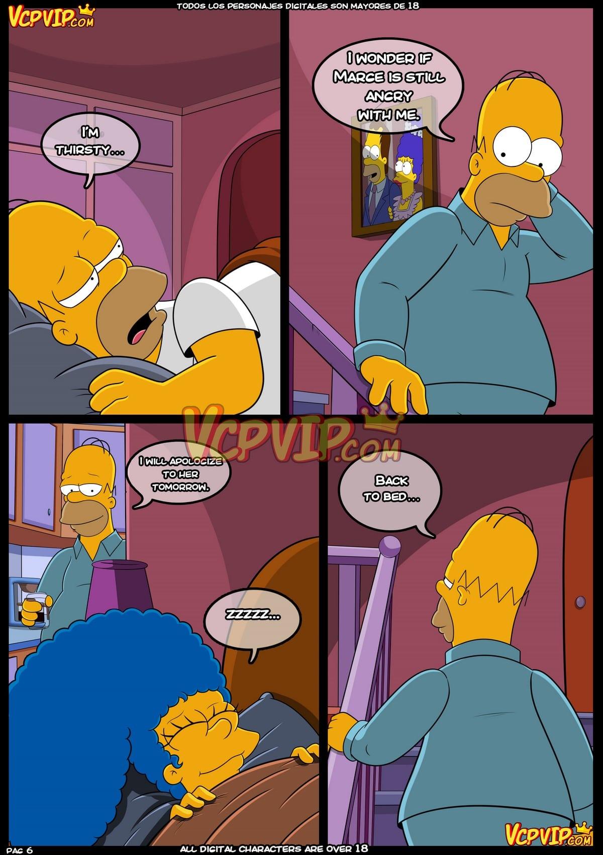(English) Simpsons: Mum (Original VCP) - 6