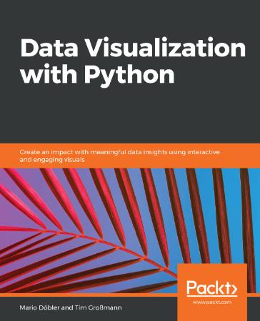 Data Visualization with Python - Mario Dobler