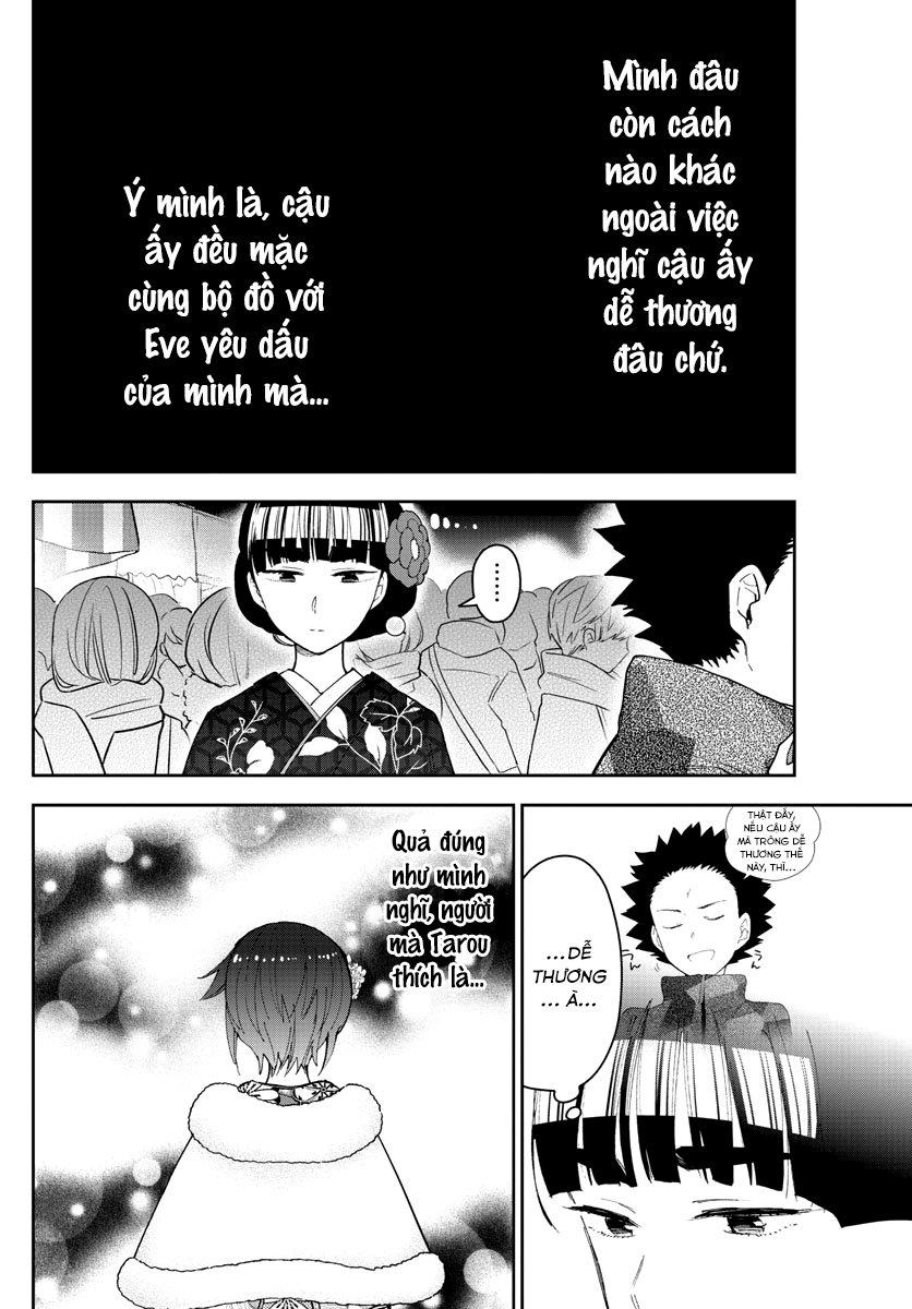 Hatsukoi Zombie Chapter 137 - Trang 8