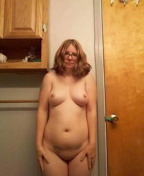 Nude selfie no face-3876