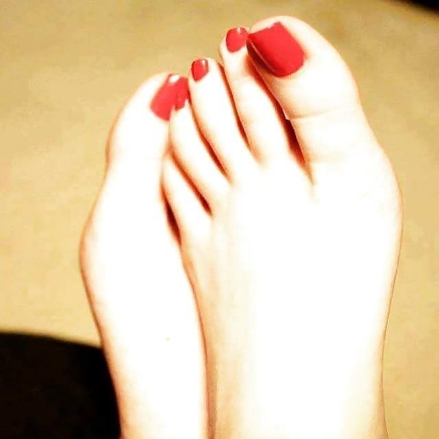 Nylon feet arab-4800