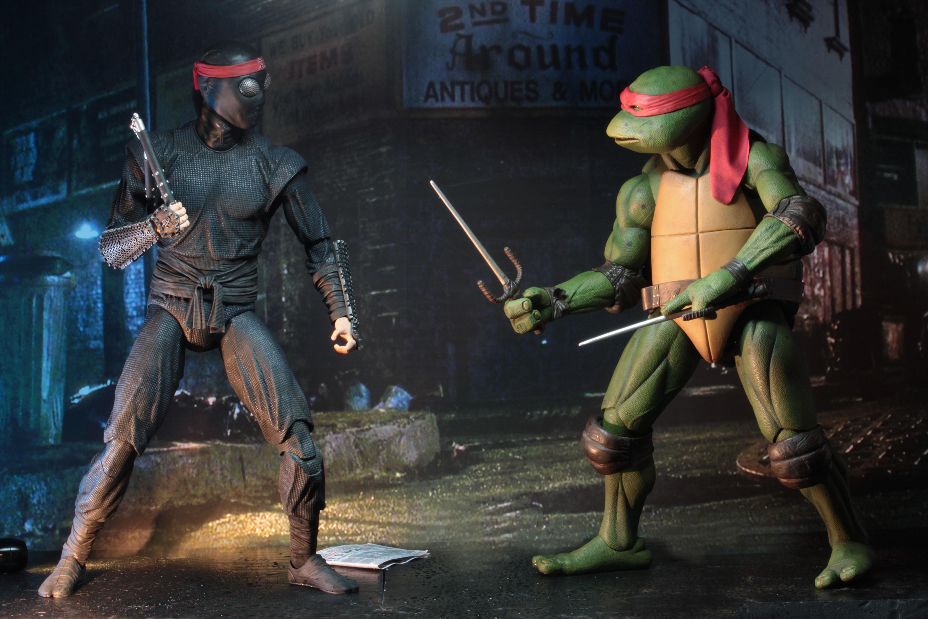 Teenage Mutant Ninja Turtles 1990 Exclusive Set (Neca) K3E3p1Eb_o