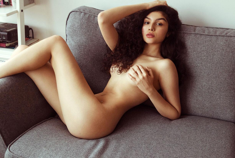Taisiya Higgins by Adam Faber - Yume Magazine