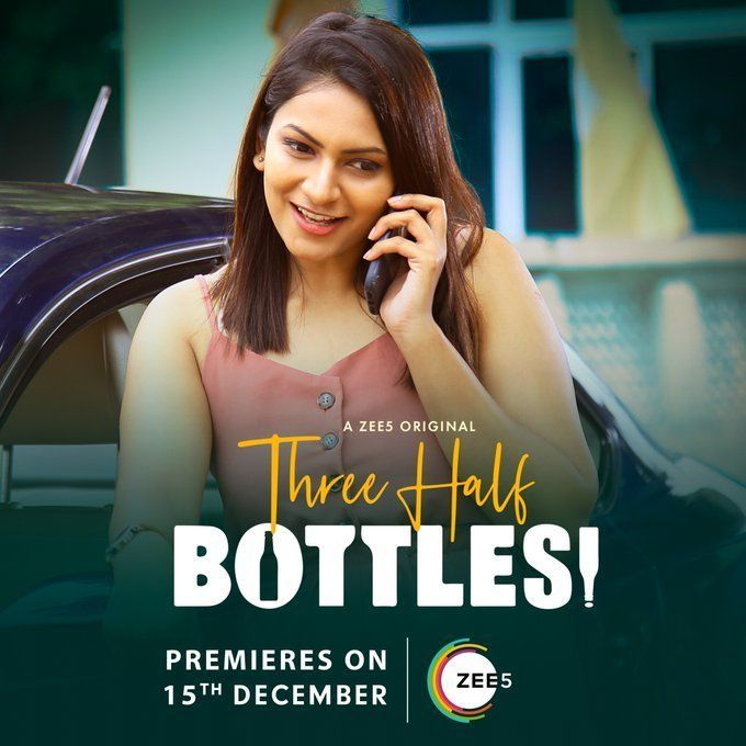 Three Half Bottles 2019 Hindi S01 Zee5 Originals 1080p WEBDL