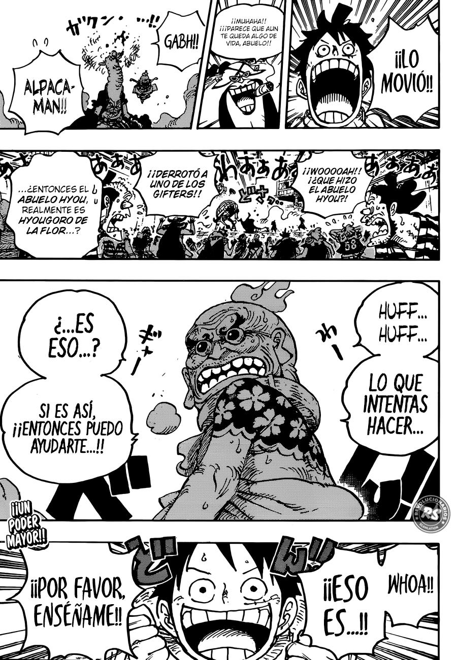 One Piece Manga 939