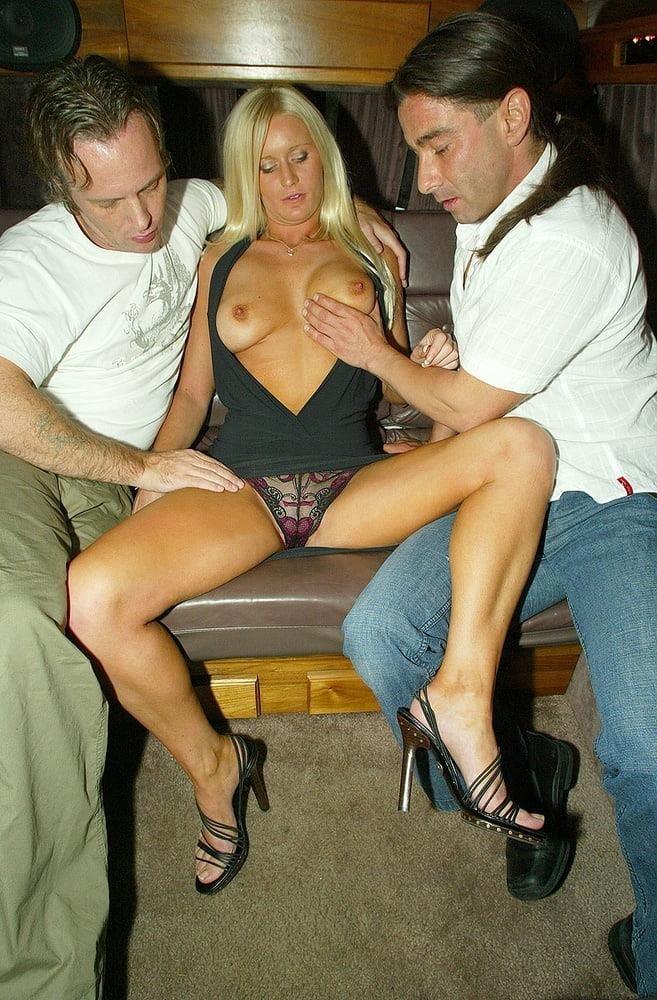 Schoolgirl groped in public-2098