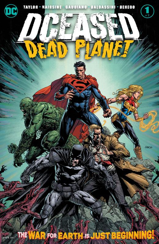 DCeased - Dead Planet #1-7 (2020-2021)
