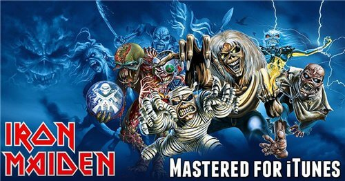 Iron Maiden Album Collection Itunes