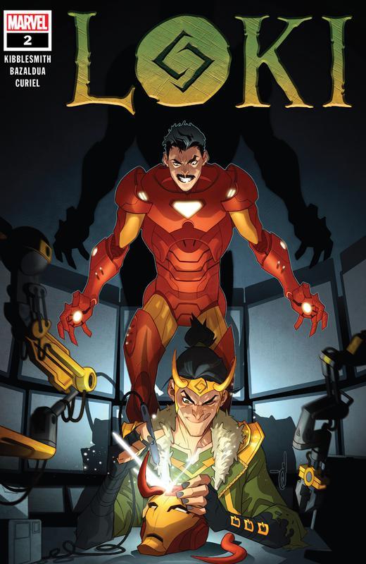 Loki #1-5 (2019-2020)