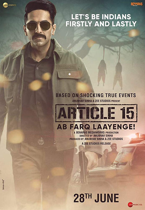 Article 15 (2019) Netflix Türkçe Altyazı m1080p Bluray Torrent indir