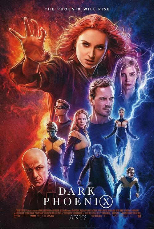 X-Men: Mroczna Phoenix / Dark Phoenix (2019) V2.MULTi.720p.BluRay.x264.DTS.AC3-DENDA / LEKTOR, DUBBING i NAPISY PL + m720p
