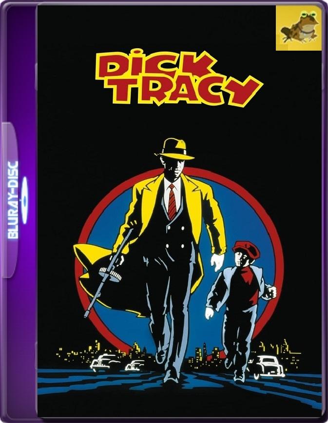 Dick Tracy (1990) Brrip 1080p (60 FPS) Latino / Inglés