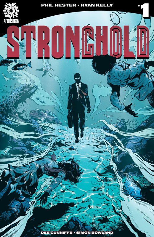 Stronghold Vol.2 #1-5 (2019)
