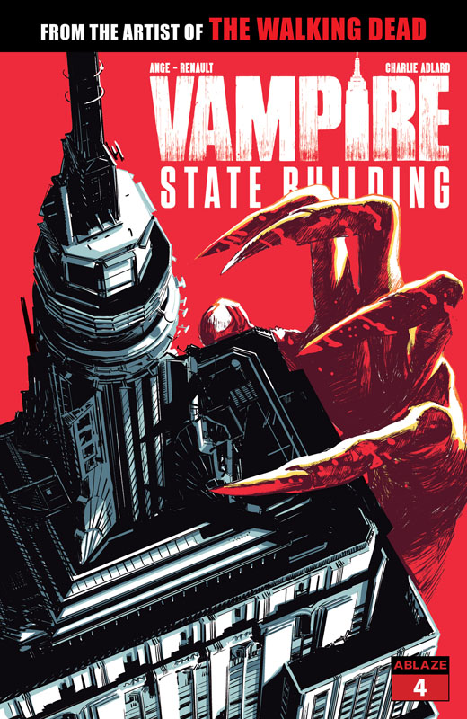 Vampire State Building #1-4 (2019)