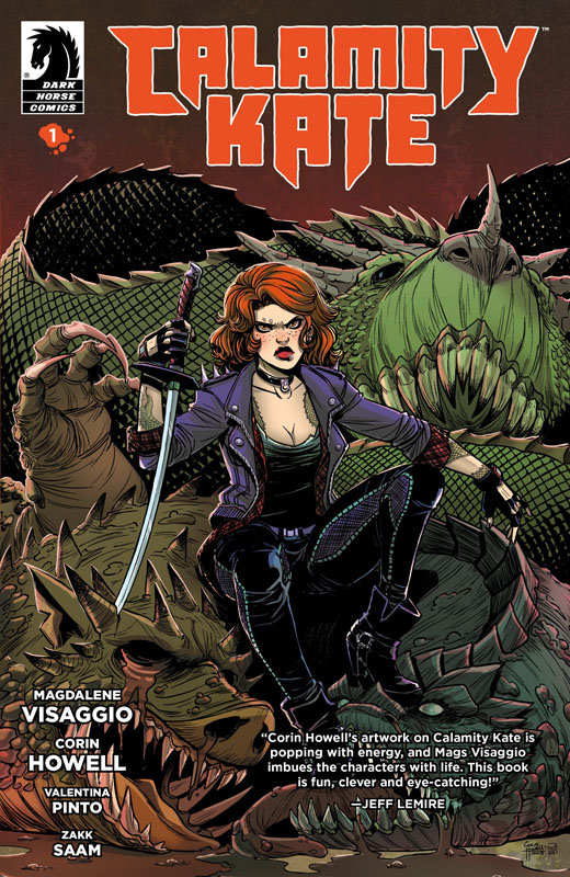 Calamity Kate #1-4 (2019) Complete