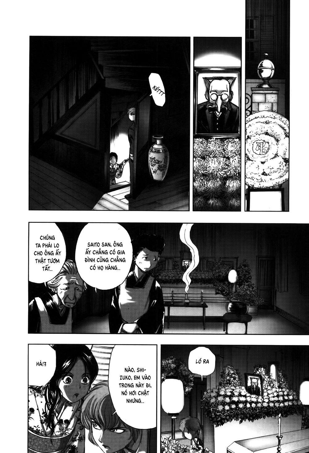 Dị Nhân Quán Chapter 57 - Trang 7
