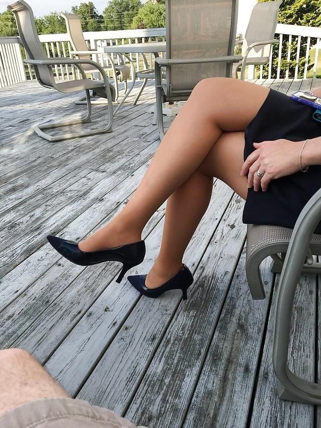 Mature foot fetish sex-1367
