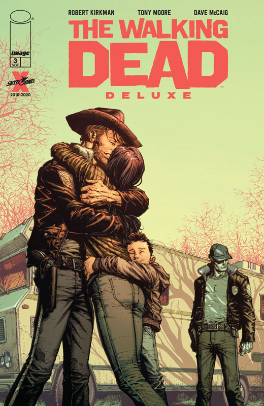 The Walking Dead Deluxe #1-7 (2020-2021)