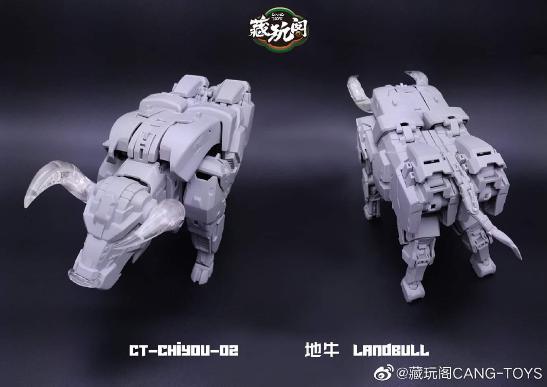 [Toyworld][Cang-Toys] Produit Tiers - Thunderking/Chiyou - aka Predaking/Prédaroi (Prédacons) 4frFVPWU_o