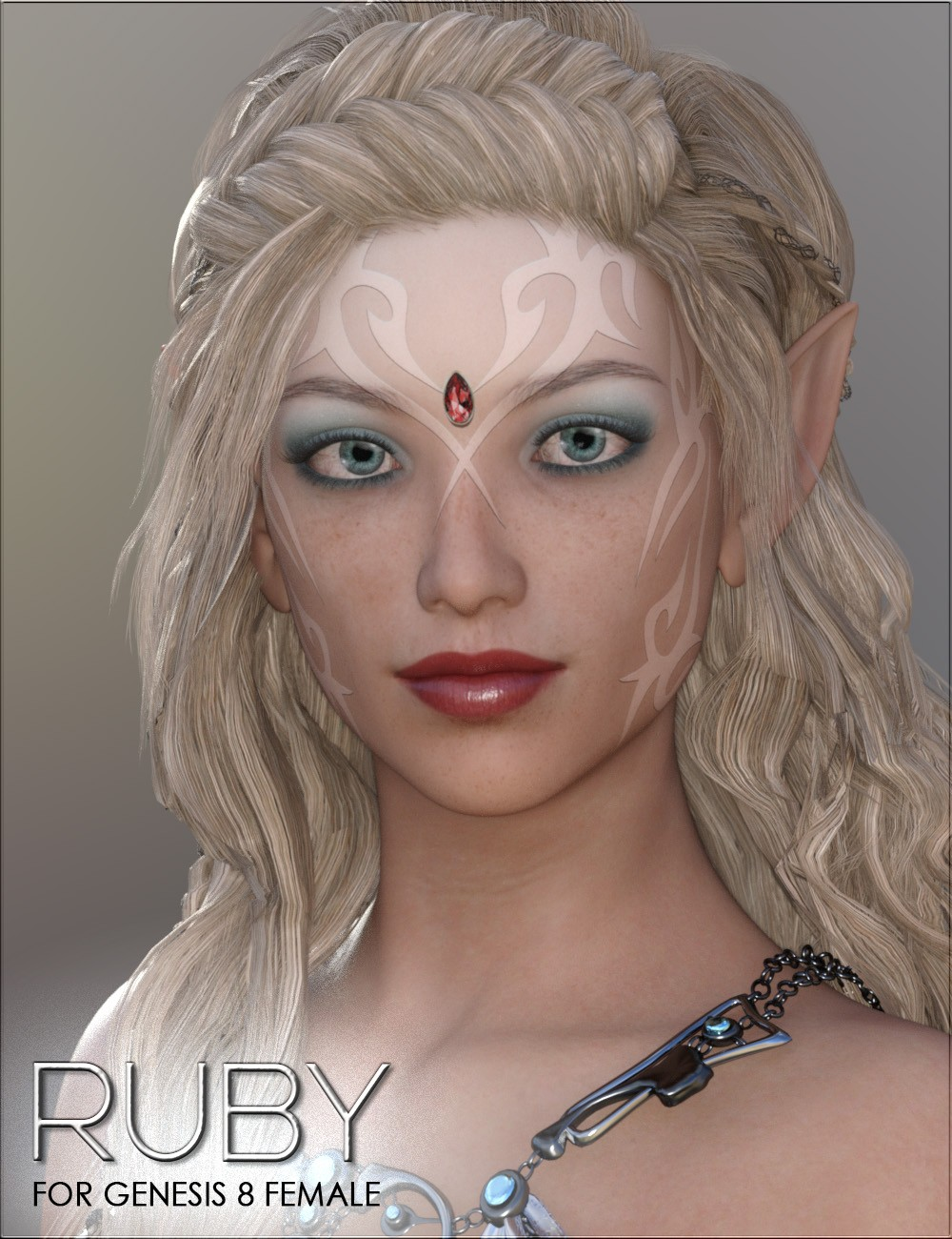 VYK Ruby for Genesis 8 Female