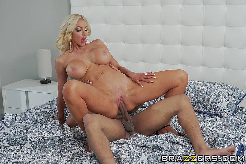 Nicolette Shea, Ricky Johnson – I'm Not Cheating! – Real Wife Stories – Brazzers