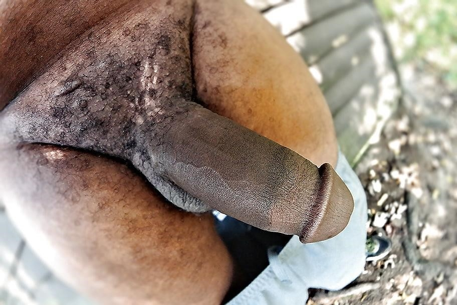 Ebony public masturbation-6835