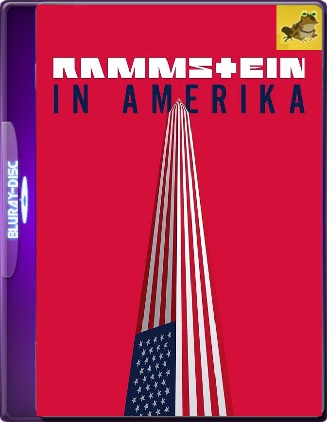Rammstein In Amerika (2015) Brrip 1080p (60 FPS) Alemán Subtitulado