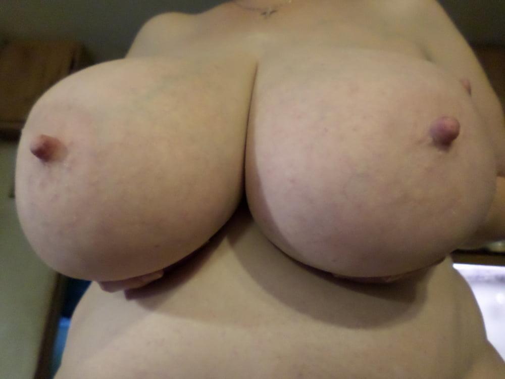 Big natural boobs big nipples-8277