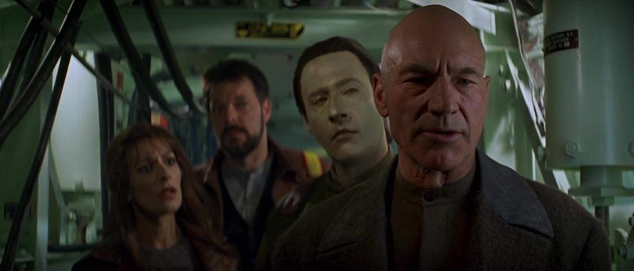 Viaje A Las Estrellas 8 720p Lat-Cast-Ing 5.1 (1996)