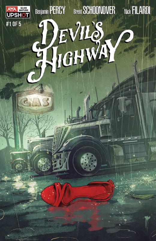 Devil's Highway #1-5 (2020)