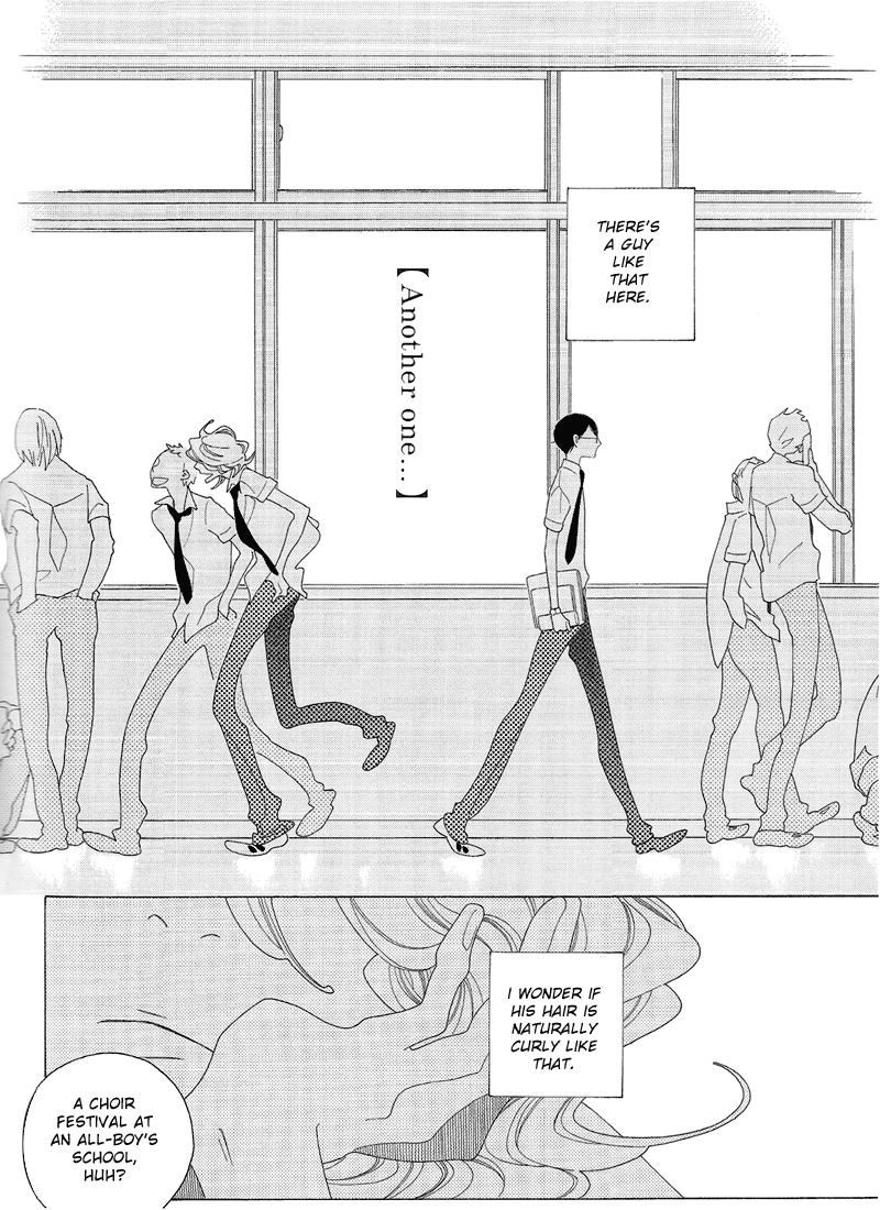 Doukyuusei Fanbook Extra Stories