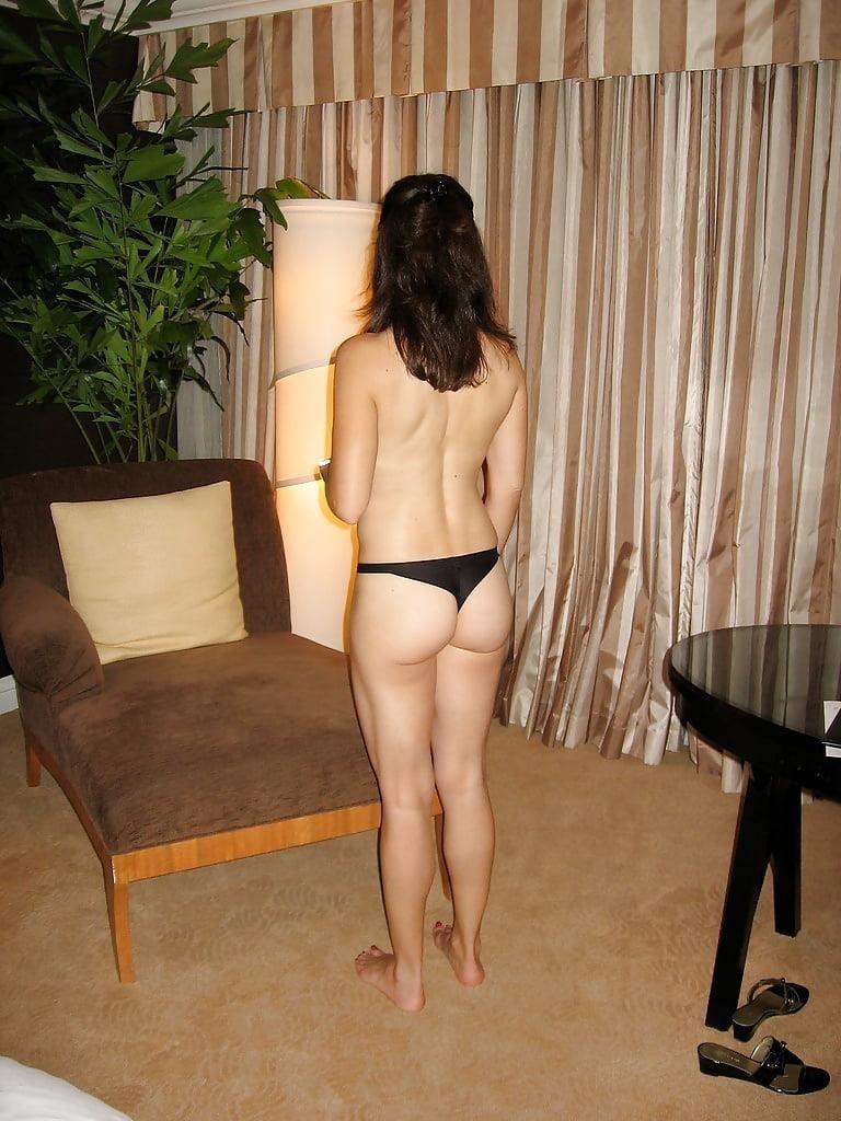 Hairy nude older women-9444