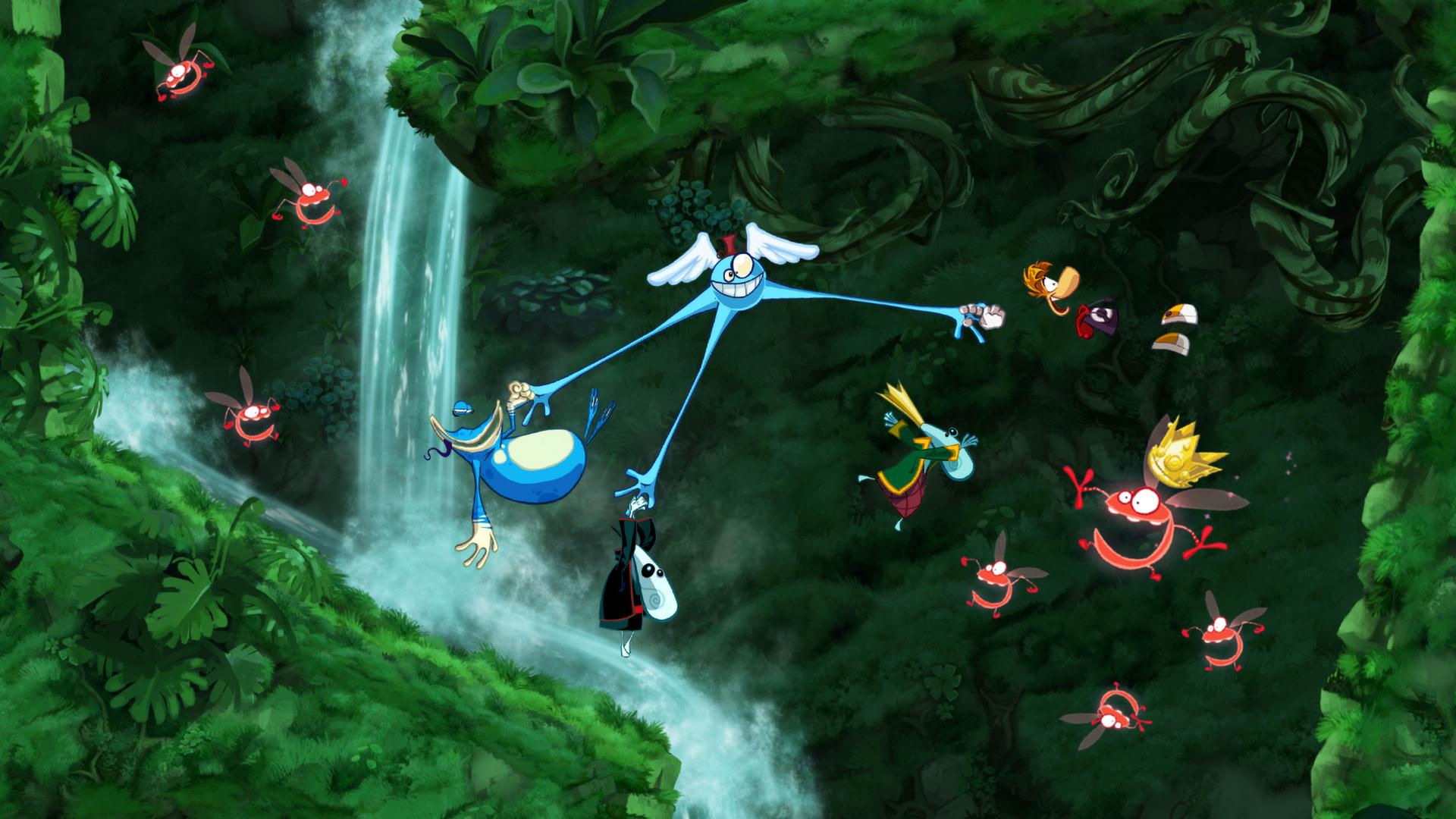 Rayman Origins Captura 2