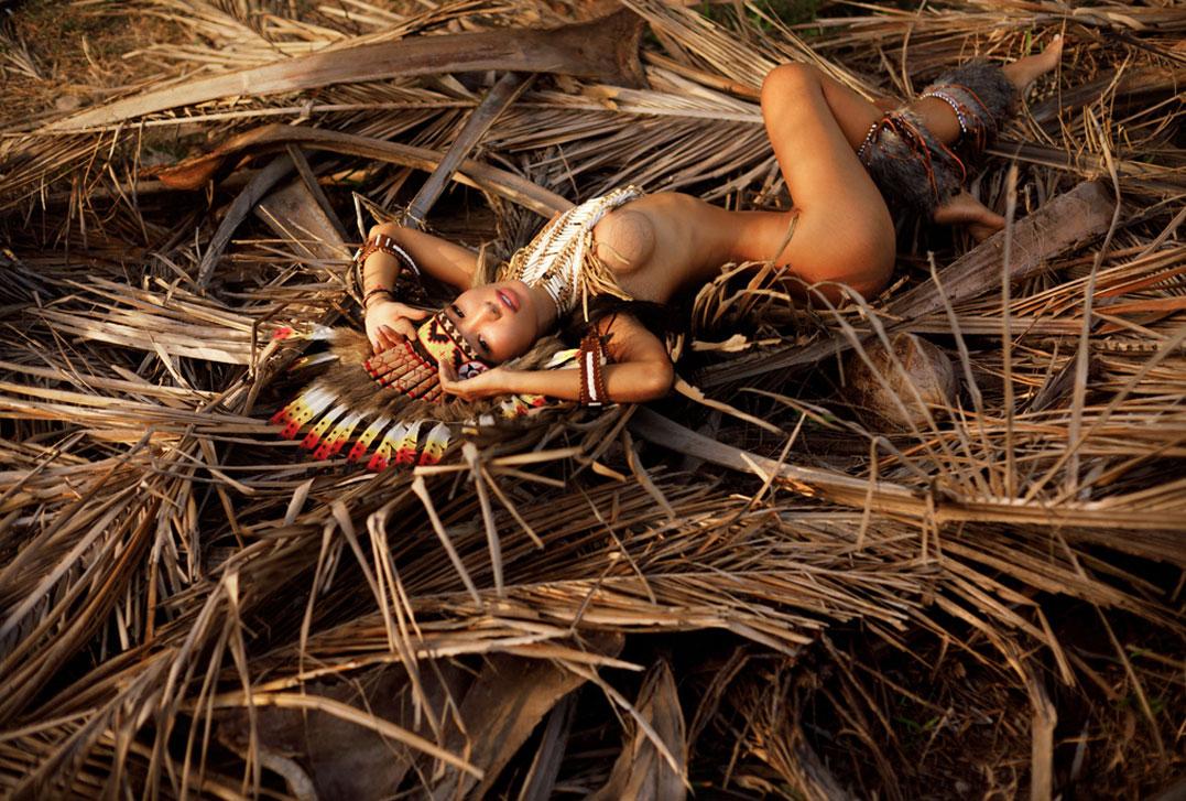 сексуальная индейская жена / фото 07