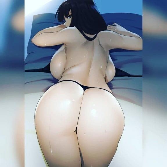 Biggest hentai boobs-5131