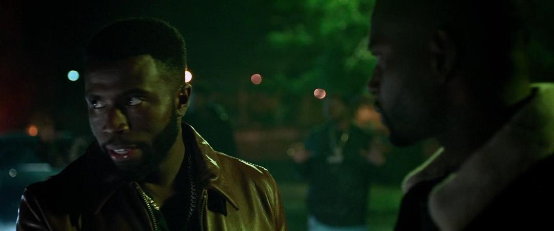 The First Purge (2018) 1080p BluRay 264 DD5 1 {Dual Audio}{Hindi+English} - Hammer