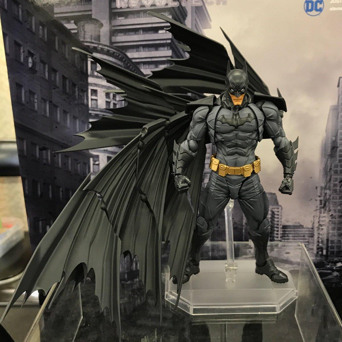 Batman - Amazing Yamaguchi - Figure Complex (Revoltech) Hvb2fznH_o