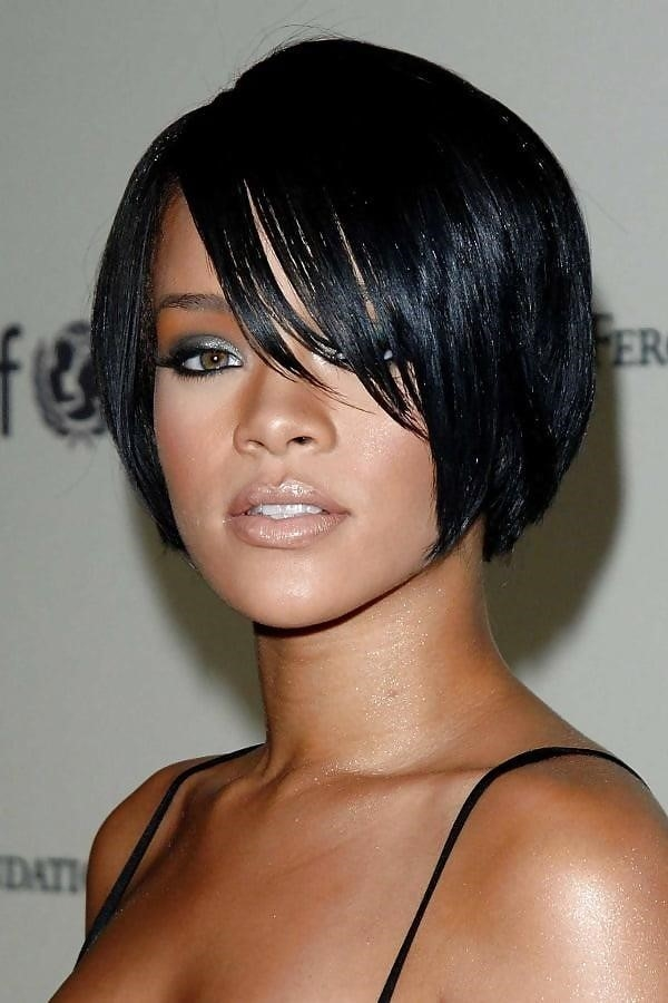 Different short hairstyles for black ladies-5881