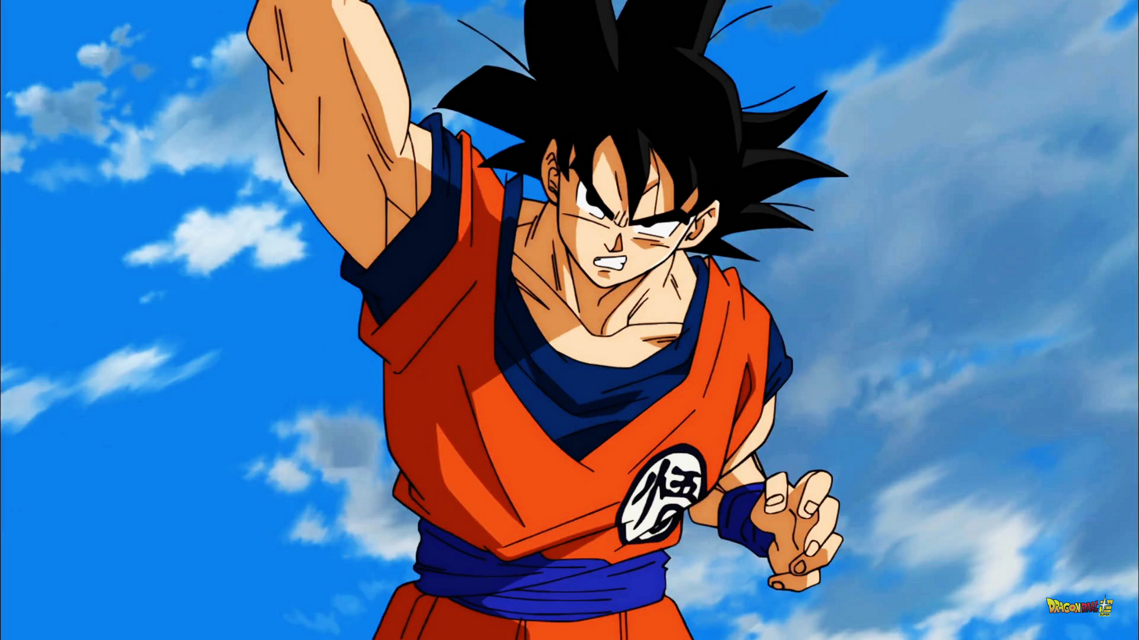 Dragon Ball Super Season 1 Episode 1 S01E01 4k uHD Wallpapers 02 Goku works in his radish field, but wants to go training and fighting.