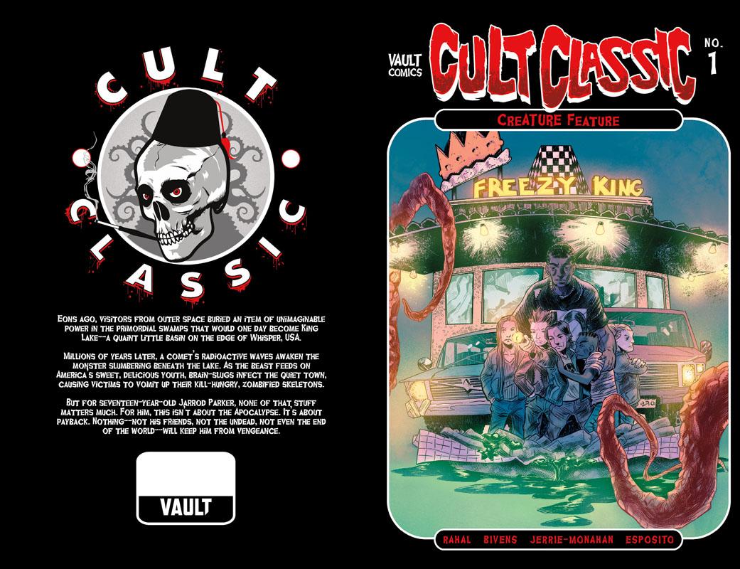 Cult Classic - Creature Feature #1-2 (2019)
